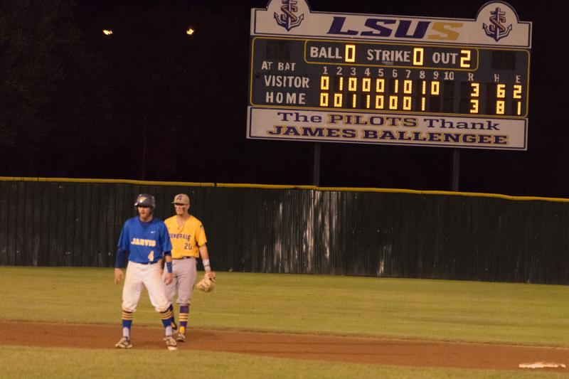 42nd JCC vs LSUA RRAC Tournament Game 2 Photo