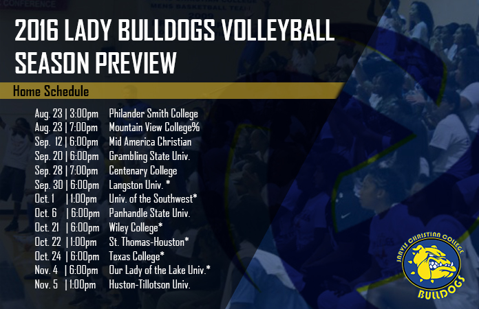 Photo for 2016 LADY BULLDOGS VOLLEYBALL SEASON PREVIEW