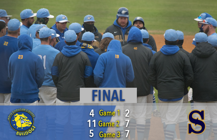 Photo for Bulldogs Take Weekend Series Over Stillman on the Road