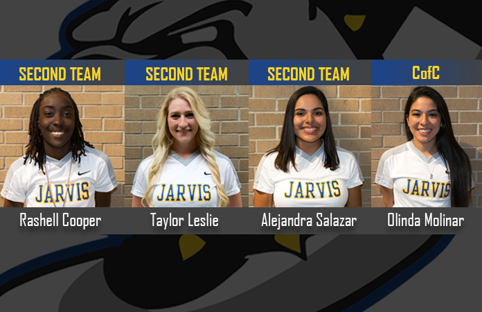 Photo for Cooper, Leslie, Salazar, Molinar Receive All-Conference Honors